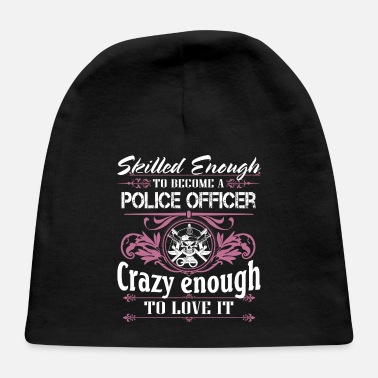 Office Police Officer police officer - Baby Cap