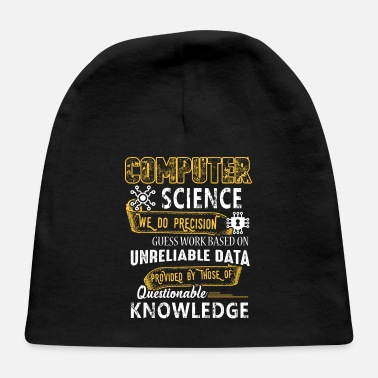 Computer Science Computer Science Shirt - Baby Cap