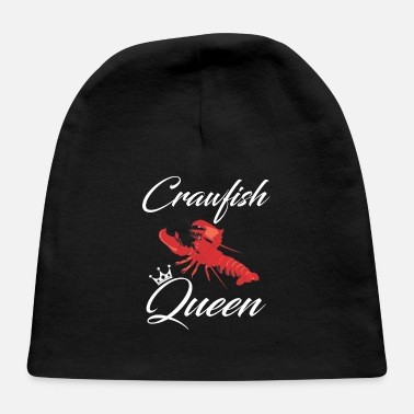 Crawfish Crawfish Queen T-Shirt - Baby Cap