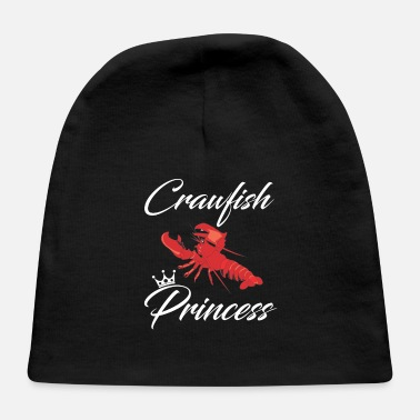 Crawfish Crawfish Princess T-Shirt - Baby Cap