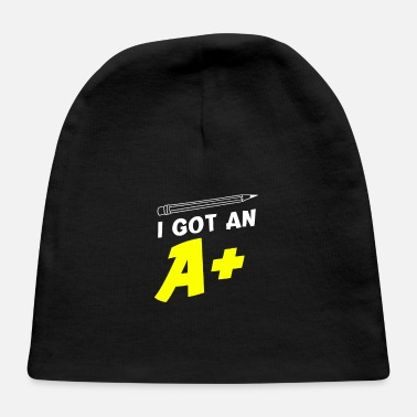 Kids Kids Shirt - School - Kids - A+ - Baby Cap