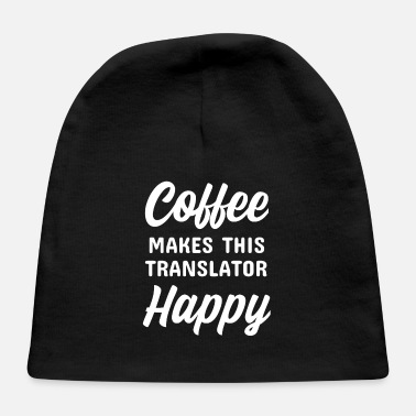 Translation Coffee Makes This Translator Hy Gift Idea Baby Cap