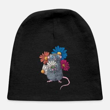 Rodent rat rodents - Baby Cap