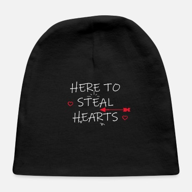 Steal Steal Hearts - Baby Cap