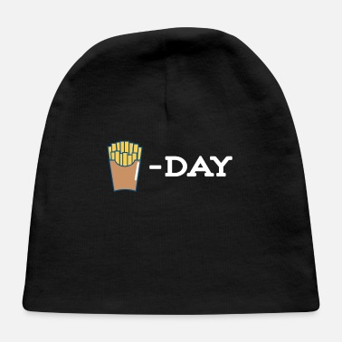 Restaurant French Fries Day - Baby Cap