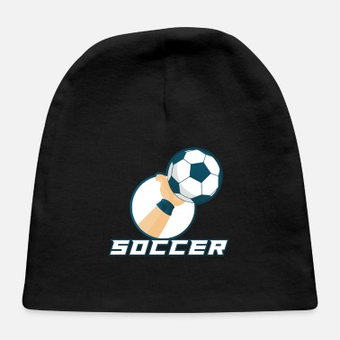 Goalkeeper Soccer Club Tournament Player - Baby Cap
