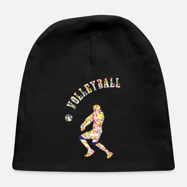 Volley Volleyball Player - Baby Cap