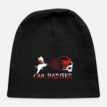 Vehicle Car Painter Painting - Baby Cap