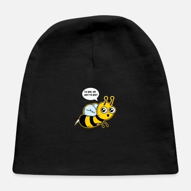 Bee To bee, or not to bee? - Bee - Baby Cap