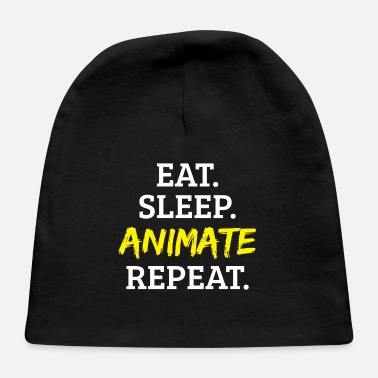 Animal Animation Animator - Baby Cap