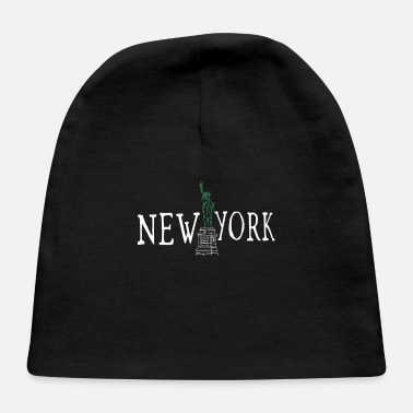 Metropolis City trip - Country - Metropolis New York - Baby Cap