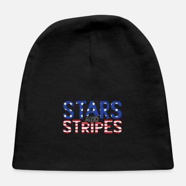 Stars And Stripes Stars & Stripes - Baby Cap