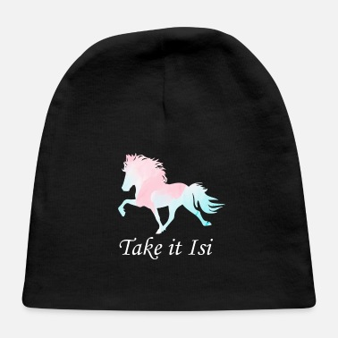 Take Take it Isi Iceland horse - Baby Cap
