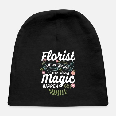 Magic Florist Sunflower - Baby Cap