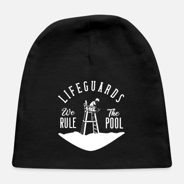 Rescue Lifeguard Swimmer - Baby Cap