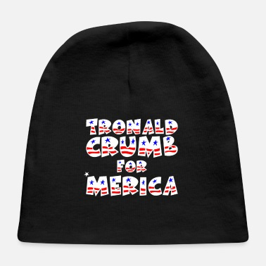 Satire Tronald Crumb for America - Satire - Baby Cap