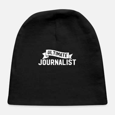 Tv Ultimate Journalist - Baby Cap
