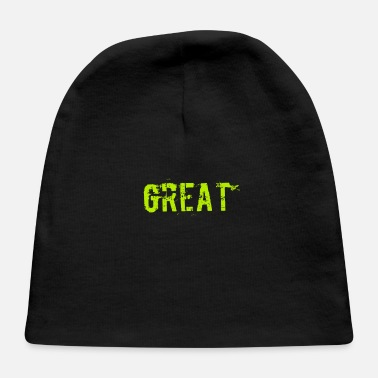 Great Great - Baby Cap