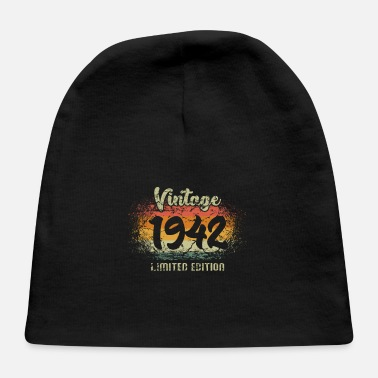 Original Vintage 1942 Limited Edition Birthday Gift - Baby Cap