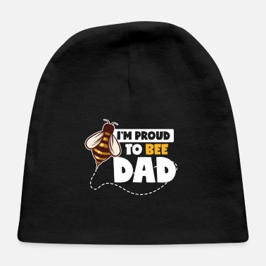 Fly Bee Dad Beekeeper Honeycomb Fly Insect Wasp - Baby Cap