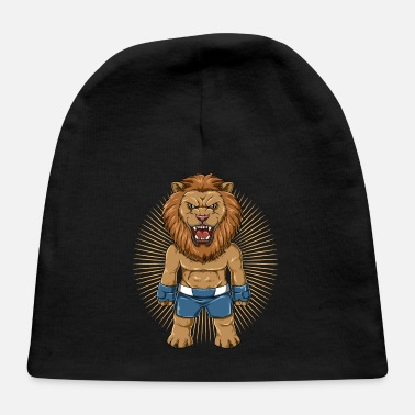 Grappling MMA Lion Fighters - MMA And Grappling - Baby Cap