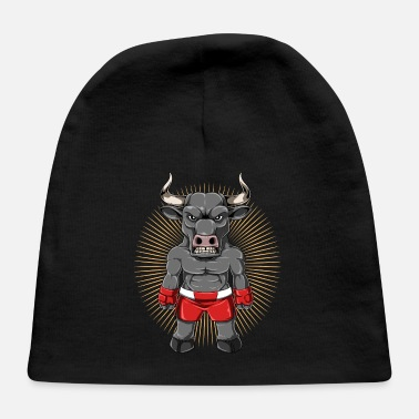 Grappling MMA Bull Fighters - MMA And Grappling - Baby Cap