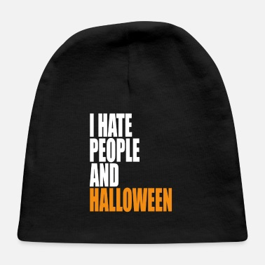 Anti Halloween Anti Halloween Costume - Baby Cap