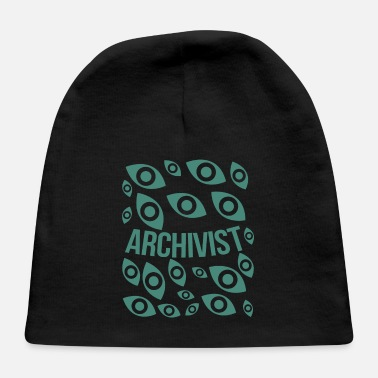 Eyelashes Archivist Eye Of The Void - Baby Cap