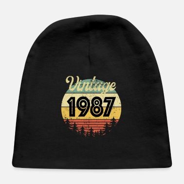 1980 Vintage 1987 Gift - Baby Cap