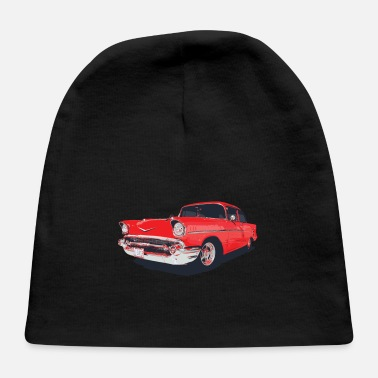 Chevy Bel Air vector illustration - Baby Cap
