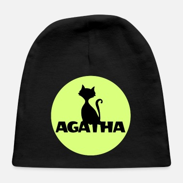 Name Day Agatha Name First name Name Motif name day - Baby Cap