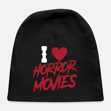 Horror Horror movies junkie freak lovers horror movies - Baby Cap