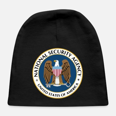 Nsa National Security Agency Nsa Military Intelligence - Baby Cap