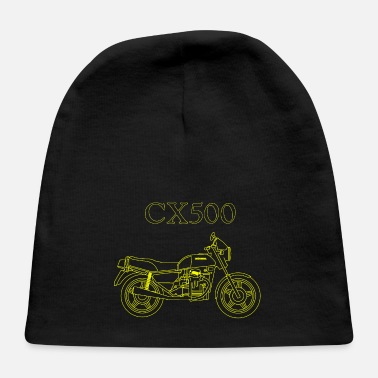 Line Drawing CX500 line drawing - Baby Cap