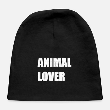 Animal Lover ANIMAL LOVER - Baby Cap