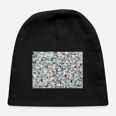 Lined Pattern - Baby Cap