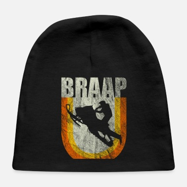 Braap Braap Snowmobile - Baby Cap
