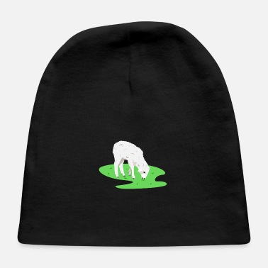 Meadow Sheep in the meadow - Baby Cap