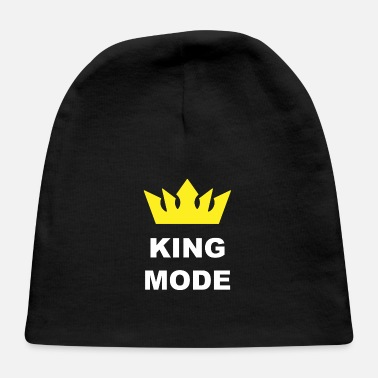 Mode King Mode Grind Mode Gift - Baby Cap