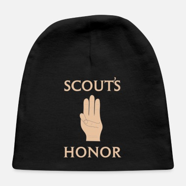 Bsa Scout's Honor T-Shirt - Baby Cap