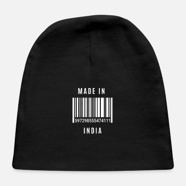 India Made in India india east india - Baby Cap