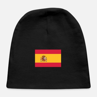 Quijote National Flag Of Spain - Baby Cap