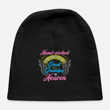 Great Great Granddaughter Gift Idea - Baby Cap