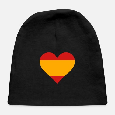 Quijote A Heart For Spain - Baby Cap