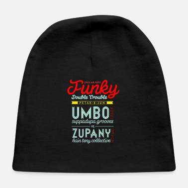 Open Air Open air party funky double trouble - Baby Cap