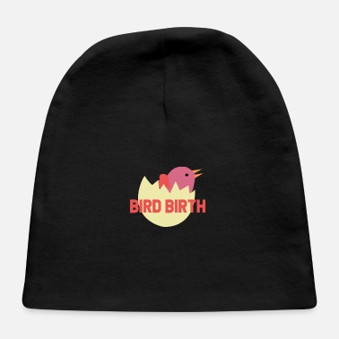 Birth Name Birth on egg - Baby Cap