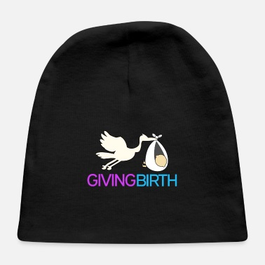 Birth Name Giving birth - Baby Cap