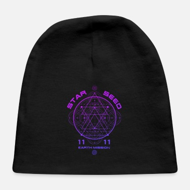 Sacred Geometry Starseed Sacred Geometry - Baby Cap