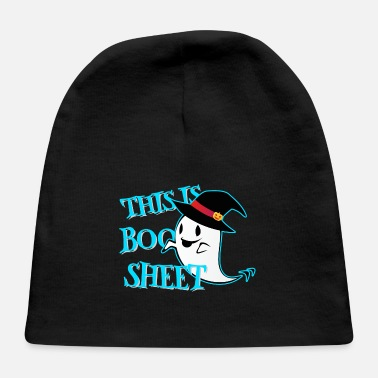 Sheet This is boo sheet - Baby Cap