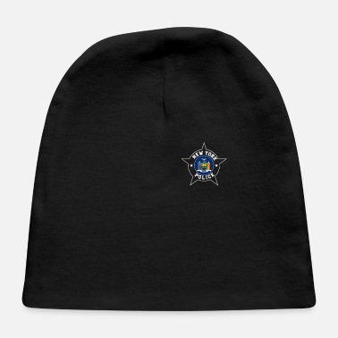 New York State Flag New York Police T Shirt - New York State flag - Baby Cap